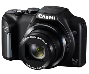 Canon PowerShot  PSSX170IS